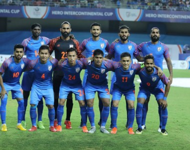 Intercontinental Cup LIVE: India look for consolation win vs Syria