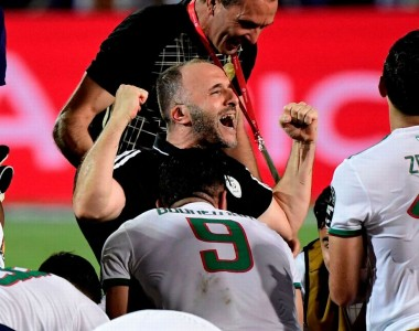 Belmadi ends years of turbulence to lead Algeria to Afcon final