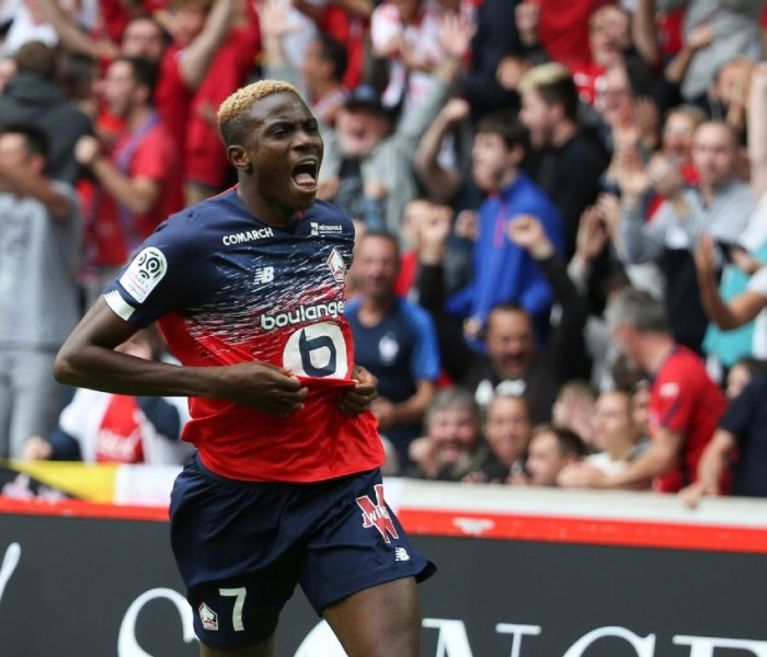 Can Nigeria's Victor Osimhen cauterise Lille's Pepe-shaped wound?