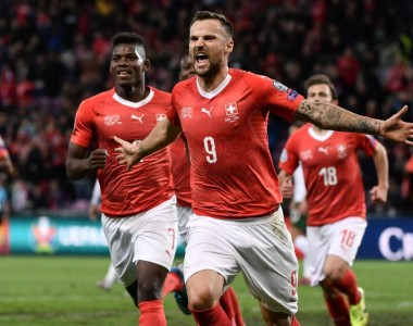 Switzerland down Ireland to revive Euro 2020 hopes